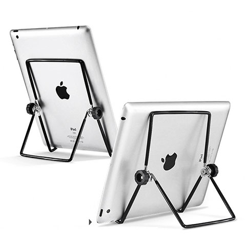 Supporto Tablet PC Sostegno Tablet Universale T20 per Apple iPad 3 Nero