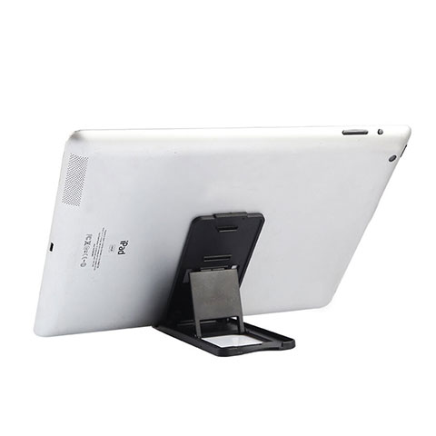Supporto Tablet PC Sostegno Tablet Universale T21 per Apple iPad 4 Nero