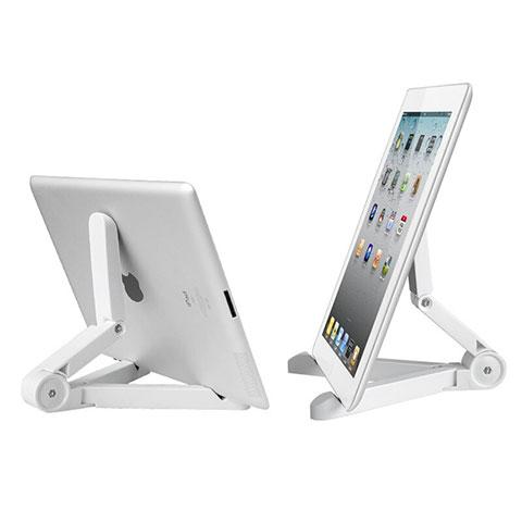 Supporto Tablet PC Sostegno Tablet Universale T23 per Xiaomi Mi Pad 4 Plus 10.1 Bianco
