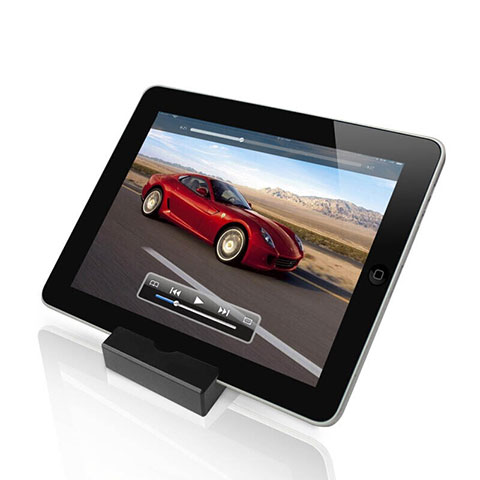 Supporto Tablet PC Sostegno Tablet Universale T26 per Apple iPad 3 Nero