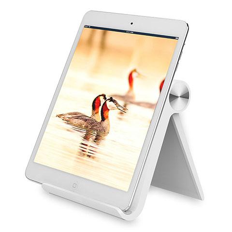 Supporto Tablet PC Sostegno Tablet Universale T28 per Xiaomi Mi Pad Bianco