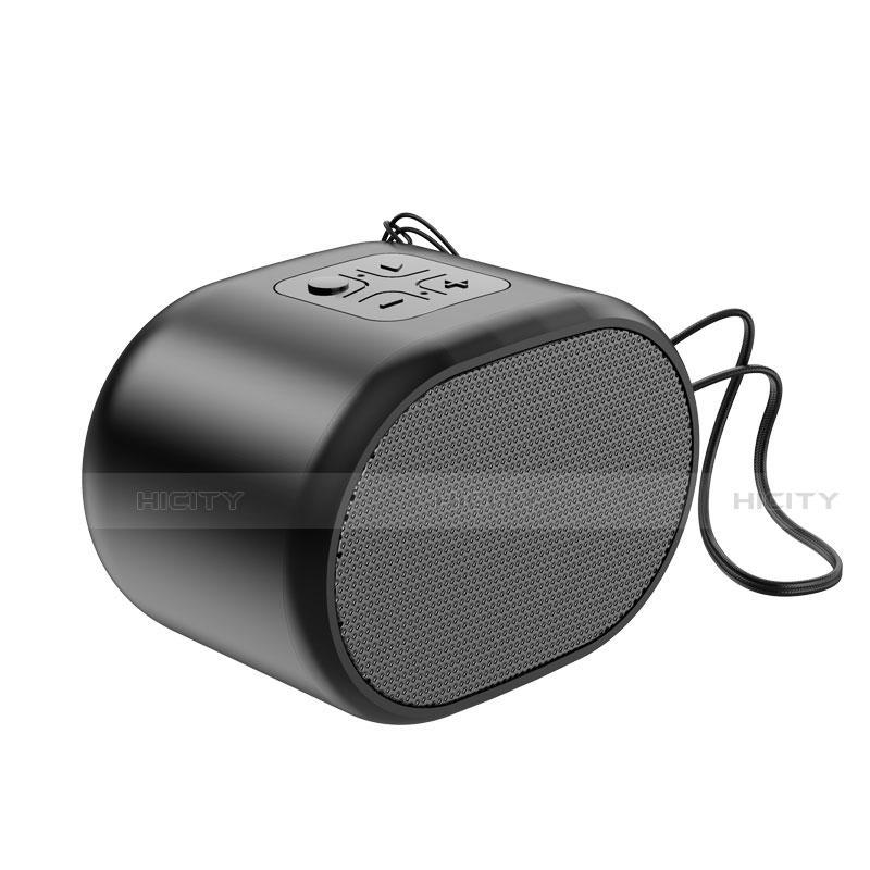 Altoparlante Casse Mini Bluetooth Sostegnoble Stereo Speaker K06 Nero