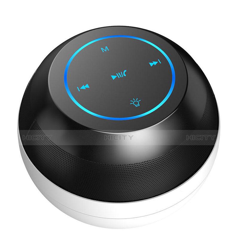 Altoparlante Casse Mini Bluetooth Sostegnoble Stereo Speaker S22 Nero