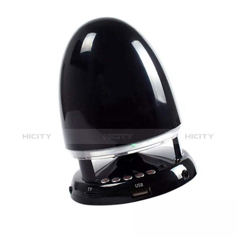 Altoparlante Casse Mini Bluetooth Sostegnoble Stereo Speaker S23 Nero