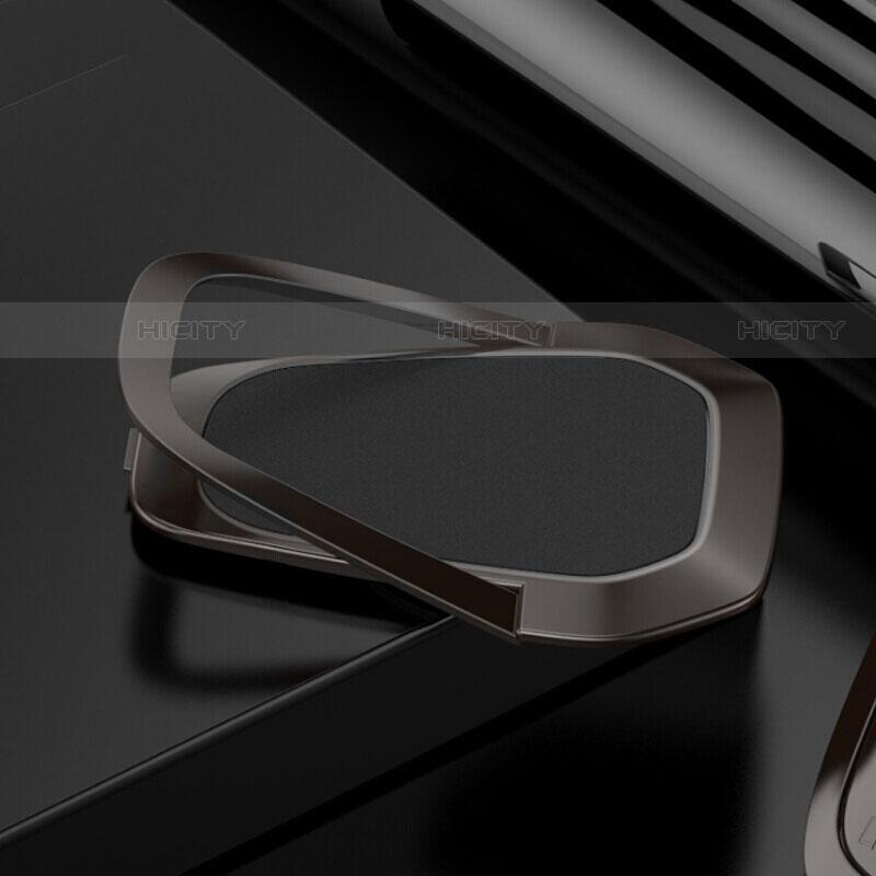 Anello Supporto Magnetico Sostegno Cellulari Universale S21 Nero