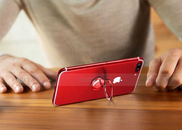 Anello Supporto Sostegno Cellulari Universale Rosso