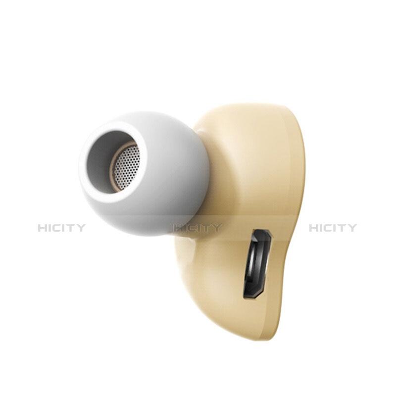 Auricolare Bluetooth Cuffie Stereo Senza Fili Sport Corsa H54 Oro