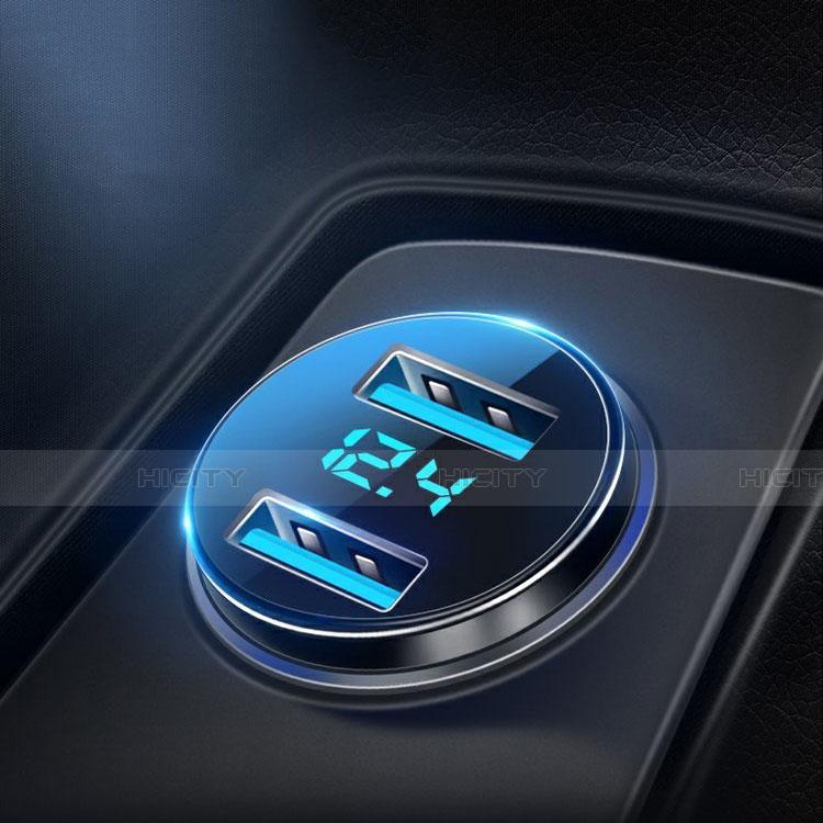 Caricabatteria da Auto Doppia Porta Adattatore 4.8A Universale K10