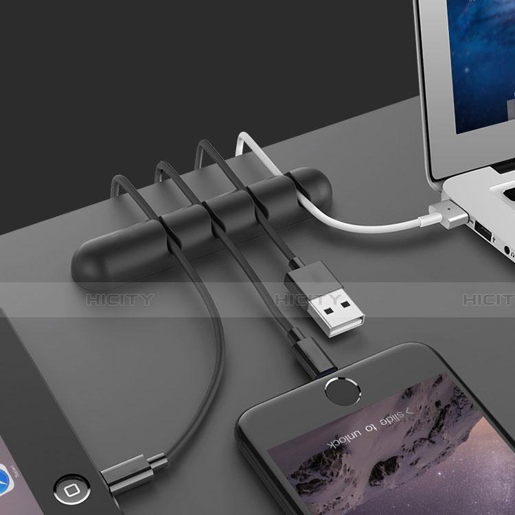 Cavo da USB a Cavetto Ricarica Carica C02 per Apple iPhone 11 Nero