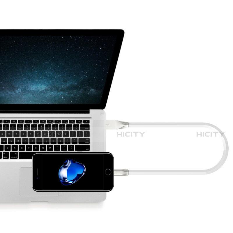 Cavo da USB a Cavetto Ricarica Carica C06 per Apple iPhone 11