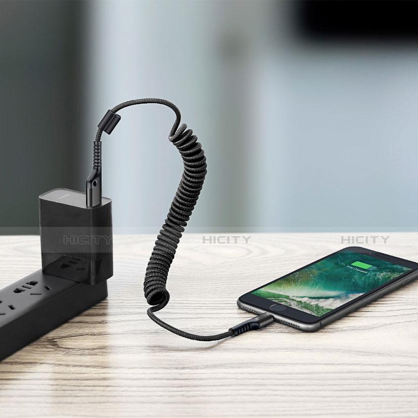 Cavo da USB a Cavetto Ricarica Carica C08 per Apple iPhone 11