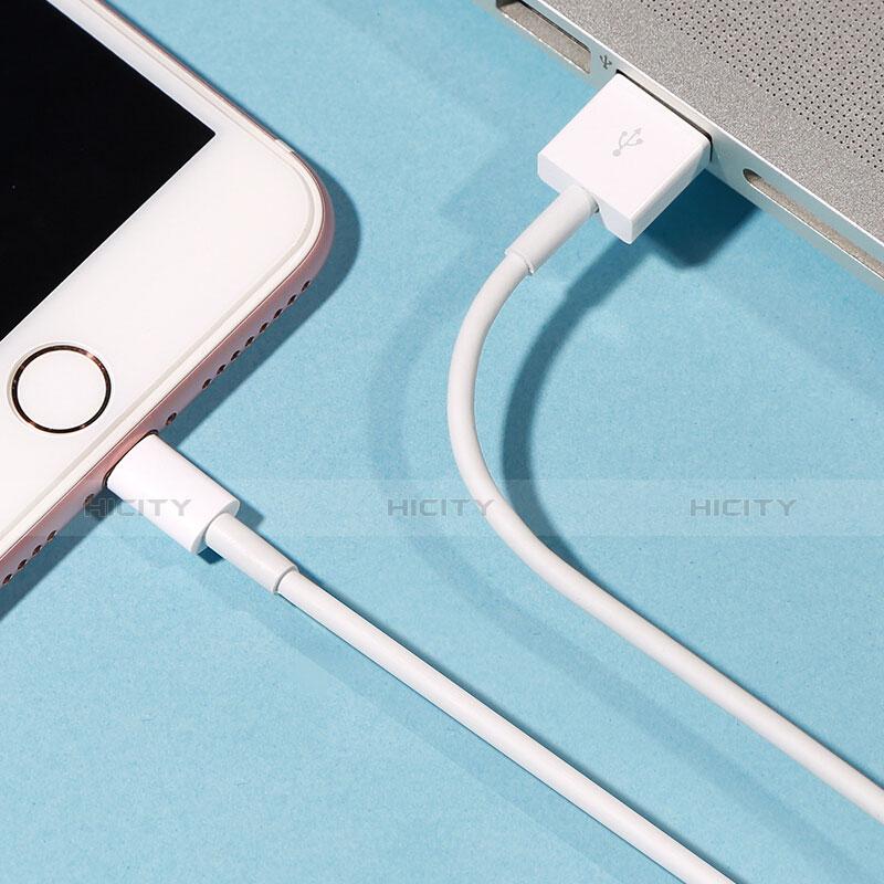 Cavo da USB a Cavetto Ricarica Carica L09 per Apple iPhone 11 Bianco
