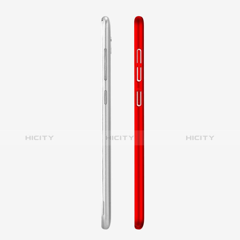 Cover Plastica Rigida Opaca per Huawei Y5 II Y5 2 Rosso