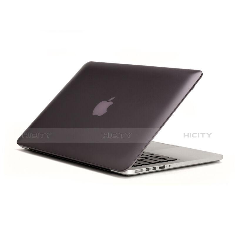 Cover Ultra Sottile Trasparente Rigida Opaca per Apple MacBook Pro 15 pollici Retina Grigio
