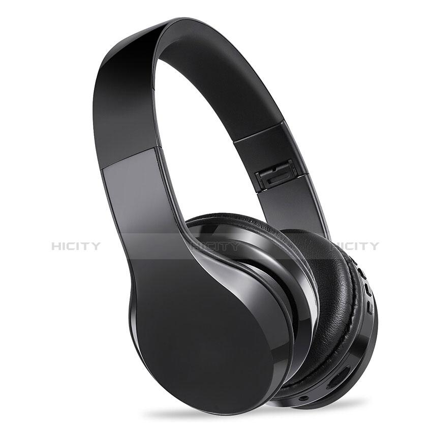 Cuffia Auricolare Bluetooth Stereo Senza Fili Sport Corsa H73 Nero