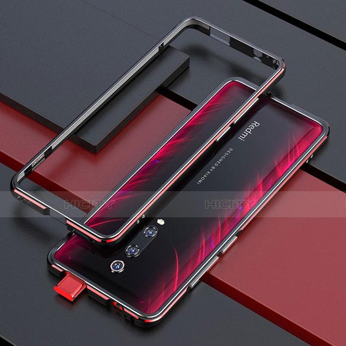 Custodia Lusso Alluminio Laterale Cover per Xiaomi Mi 9T