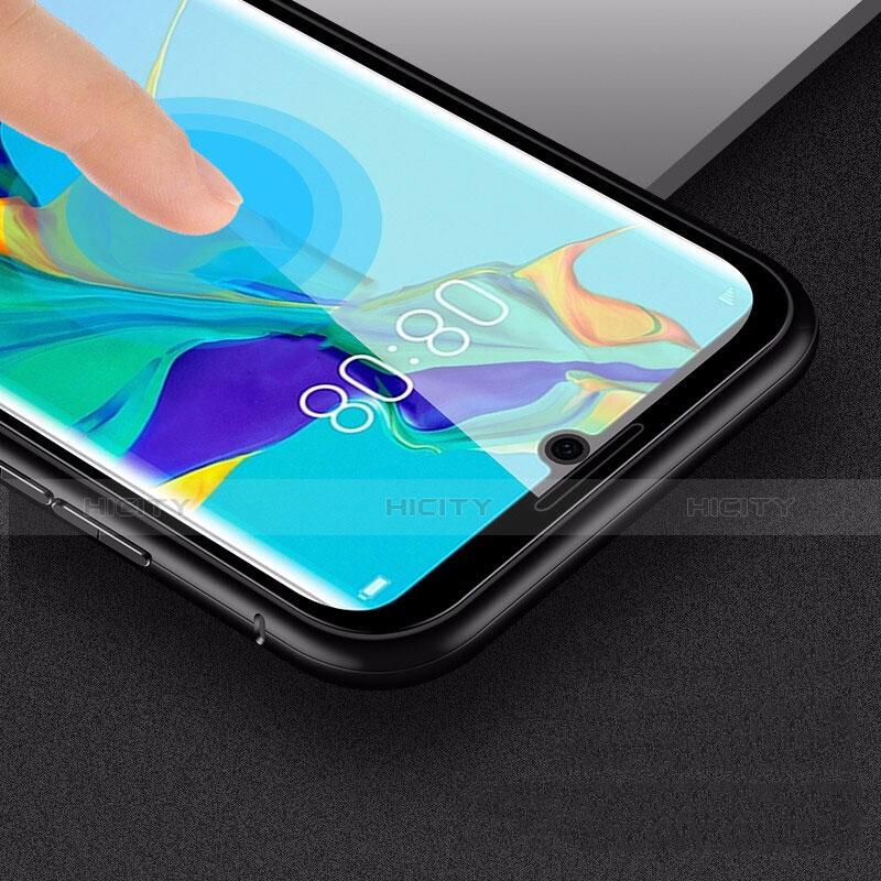 Custodia Lusso Alluminio Laterale Specchio Cover M02 per Huawei P30 Pro
