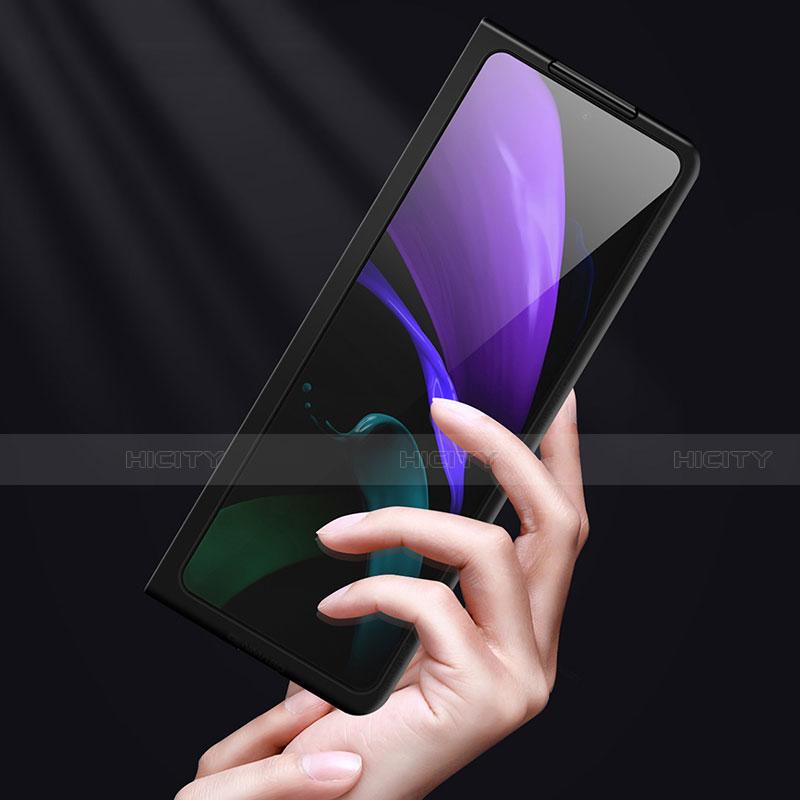 Custodia Lusso Pelle Cover S01 per Samsung Galaxy Z Fold2 5G
