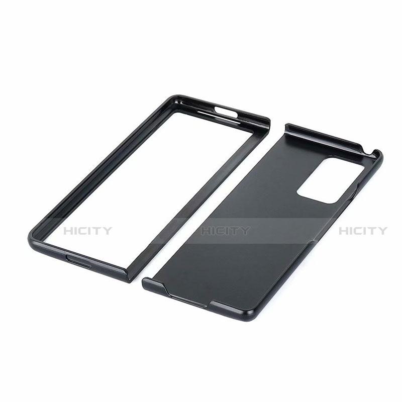 Custodia Lusso Pelle Cover S03 per Samsung Galaxy Z Fold2 5G