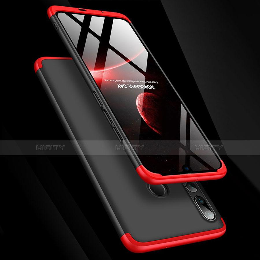 Custodia Plastica Rigida Cover Opaca Fronte e Retro 360 Gradi per Huawei Honor 20 Lite