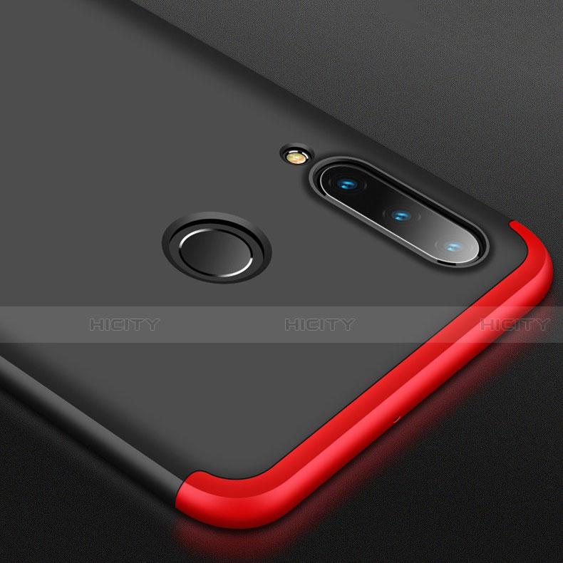 Custodia Plastica Rigida Cover Opaca Fronte e Retro 360 Gradi per Huawei P30 Lite