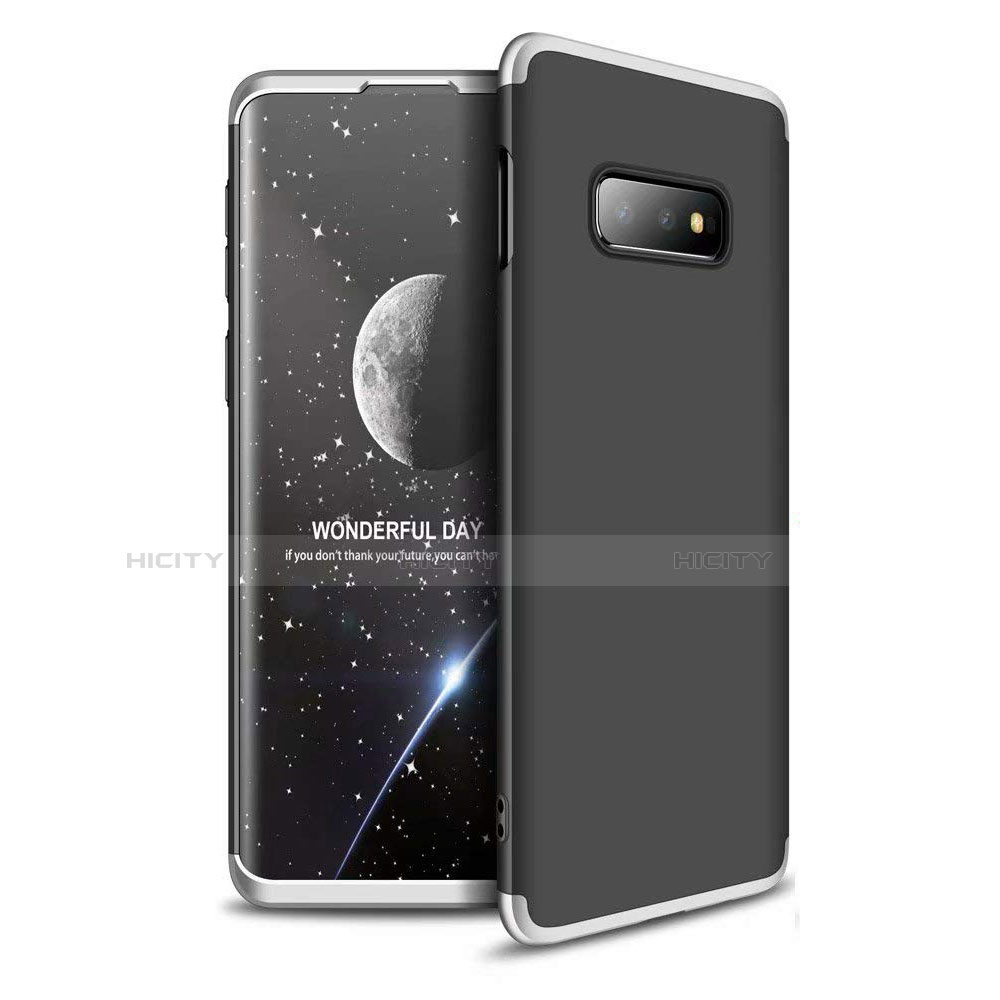 Custodia Plastica Rigida Cover Opaca Fronte e Retro 360 Gradi per Samsung Galaxy S10e