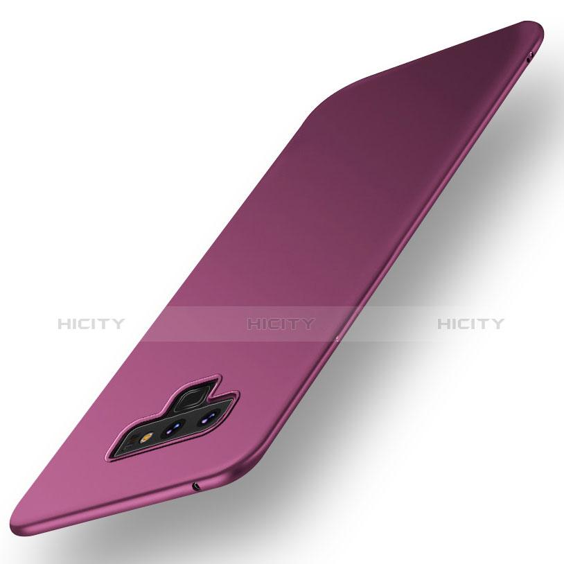 Custodia Plastica Rigida Cover Opaca M01 per Samsung Galaxy Note 9 Viola