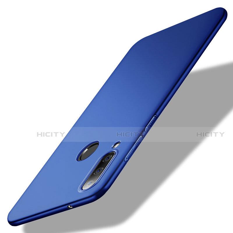 Custodia Plastica Rigida Cover Opaca M02 per Huawei Honor 20 Lite Blu