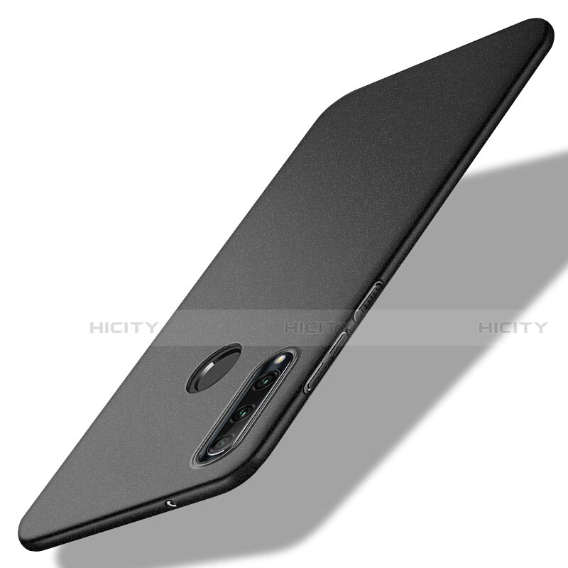 Custodia Plastica Rigida Cover Opaca M02 per Huawei Honor 20 Lite Nero