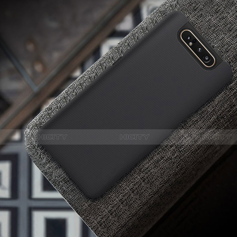 Custodia Plastica Rigida Cover Opaca M02 per Samsung Galaxy A80