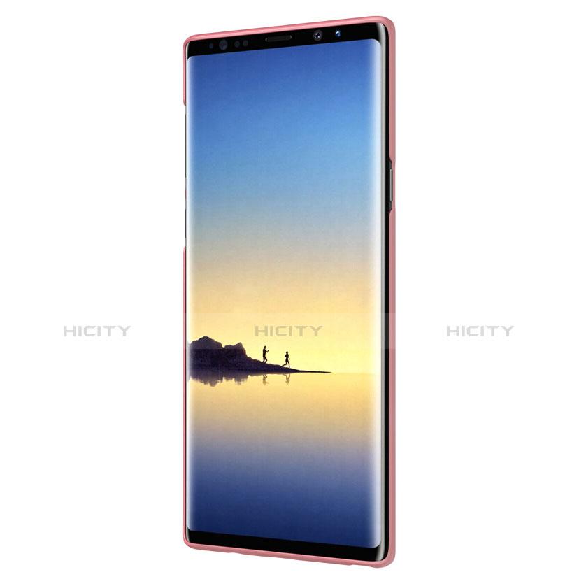 Custodia Plastica Rigida Opaca M04 per Samsung Galaxy Note 9 Rosa