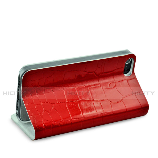 Custodia Cover Coccodrillo Rosso Per Iphone 5