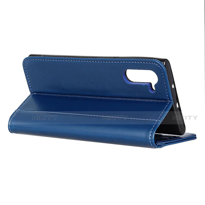Custodia Portafoglio In Pelle Cover con Supporto L01 per Oppo Reno3 A