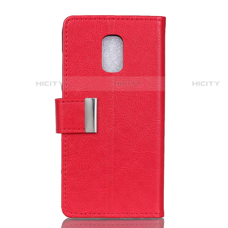 Custodia Portafoglio In Pelle Cover con Supporto L02 per Asus ZenFone V500KL