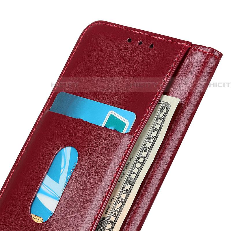 Custodia Portafoglio In Pelle Cover con Supporto L02 per Oppo Find X2 Pro