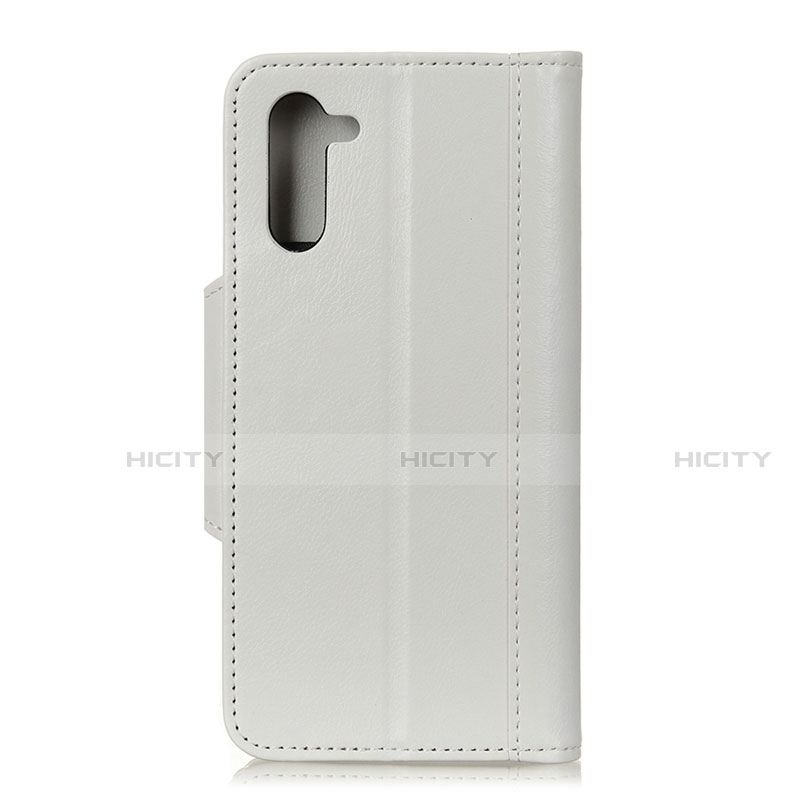 Custodia Portafoglio In Pelle Cover con Supporto L02 per Oppo Reno3 A