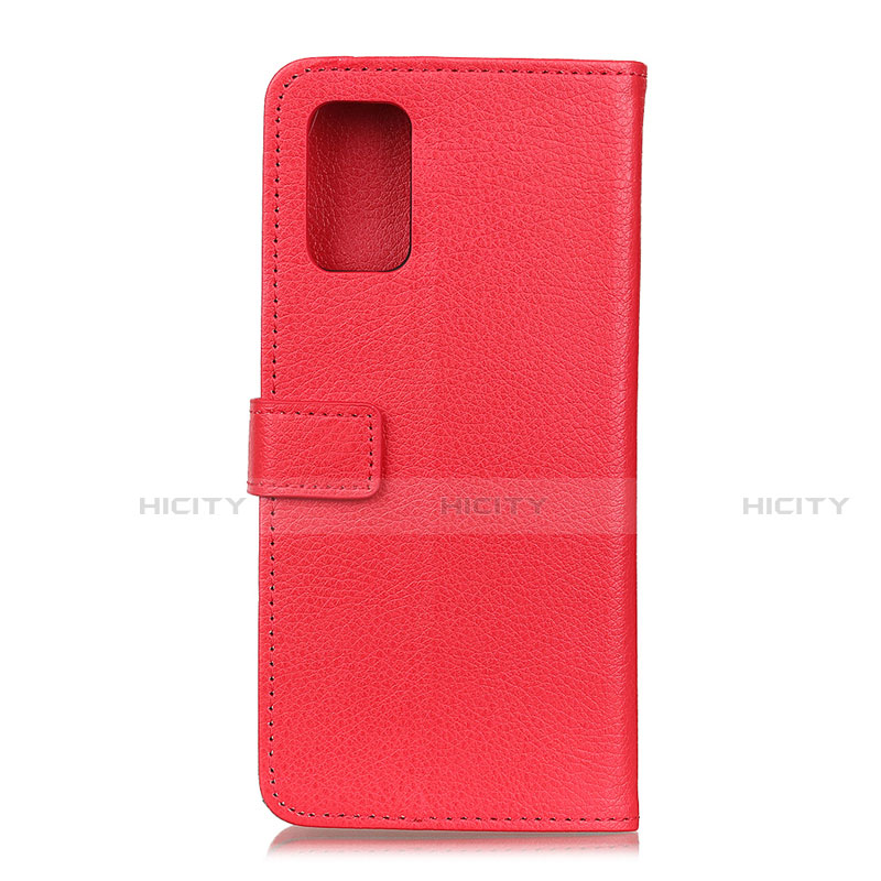 Custodia Portafoglio In Pelle Cover con Supporto L03 per Motorola Moto G9 Plus