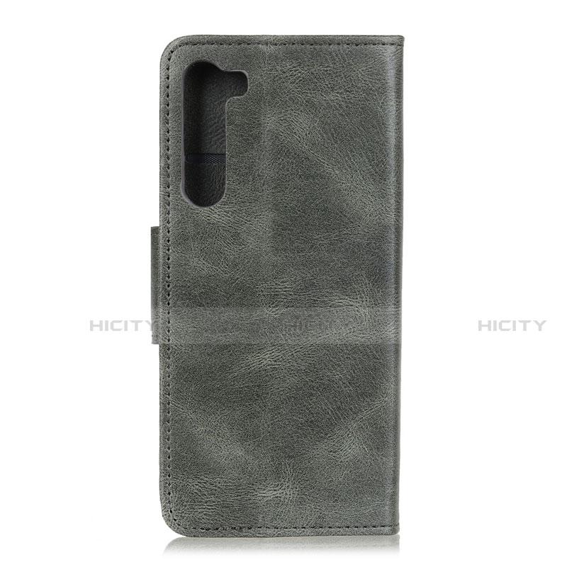 Custodia Portafoglio In Pelle Cover con Supporto L03 per Oppo Reno3 A