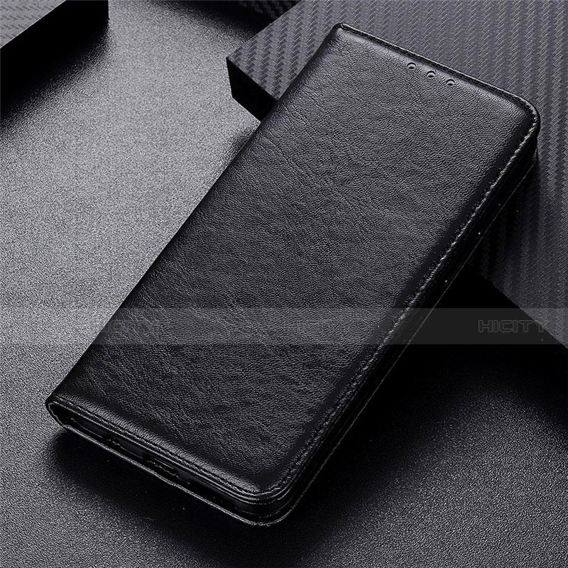 Custodia Portafoglio In Pelle Cover con Supporto L05 per Motorola Moto G9 Plus Nero