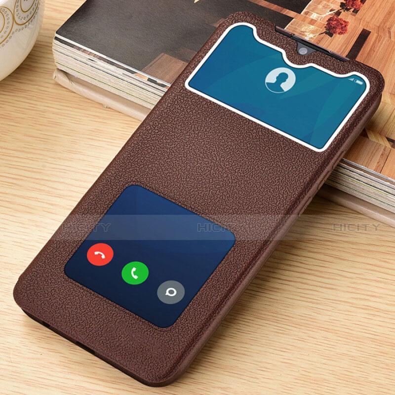 Custodia Portafoglio In Pelle Cover con Supporto L06 per Xiaomi Redmi Note 8 Pro