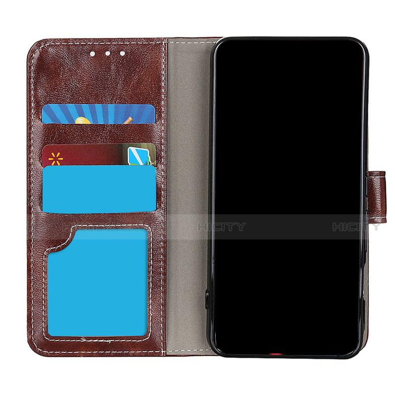 Custodia Portafoglio In Pelle Cover con Supporto L07 per Motorola Moto G9 Plus