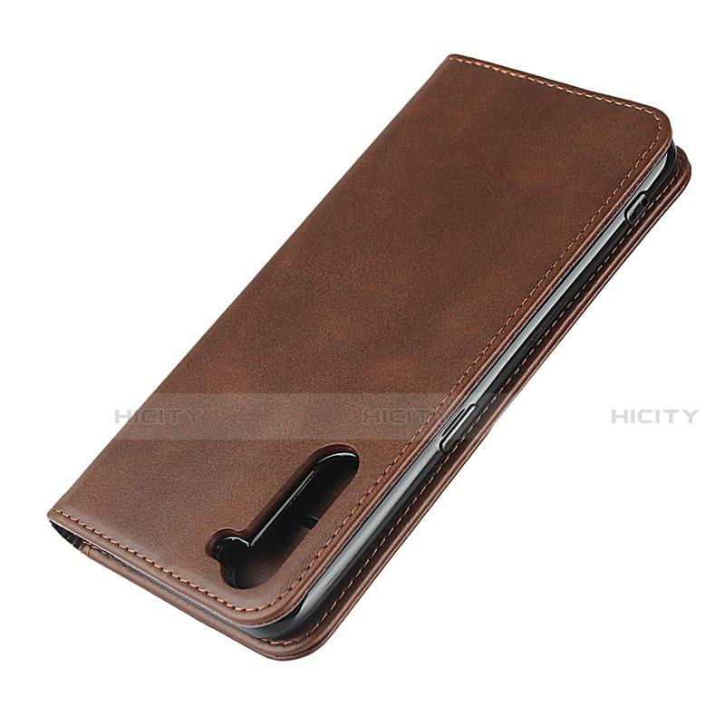 Custodia Portafoglio In Pelle Cover con Supporto L08 per Oppo Reno3 A
