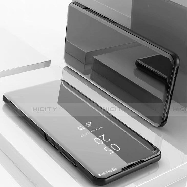 Custodia Portafoglio In Pelle Cover con Supporto Laterale Specchio Cover per Huawei Honor 20 Lite