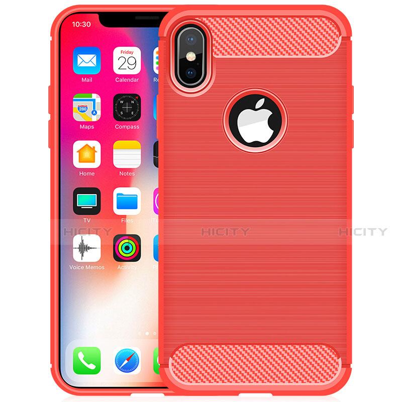 Teleplus Custodia protettiva per iPhone X Estel Candy in silicone + na