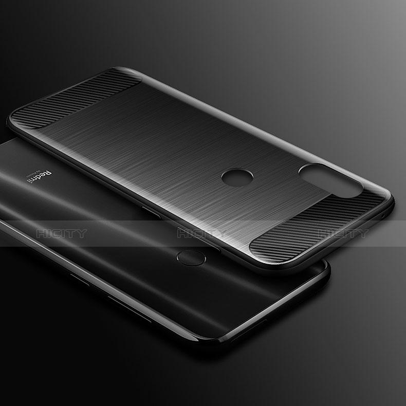 Custodia Silicone Cover Morbida Line per Xiaomi Redmi Note 7