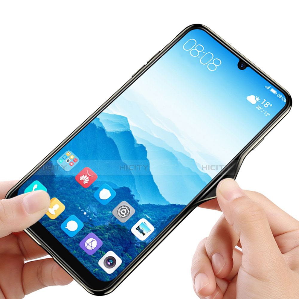 Custodia Silicone Specchio Laterale Cover M02 per Huawei Honor 20 Lite