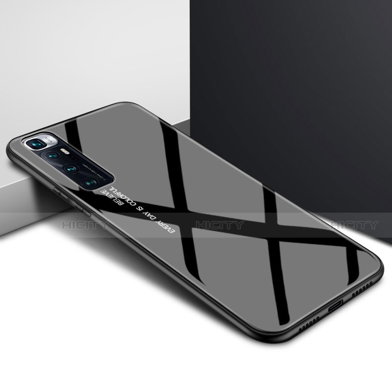 Custodia Silicone Specchio Laterale Cover per Xiaomi Mi 10 Ultra