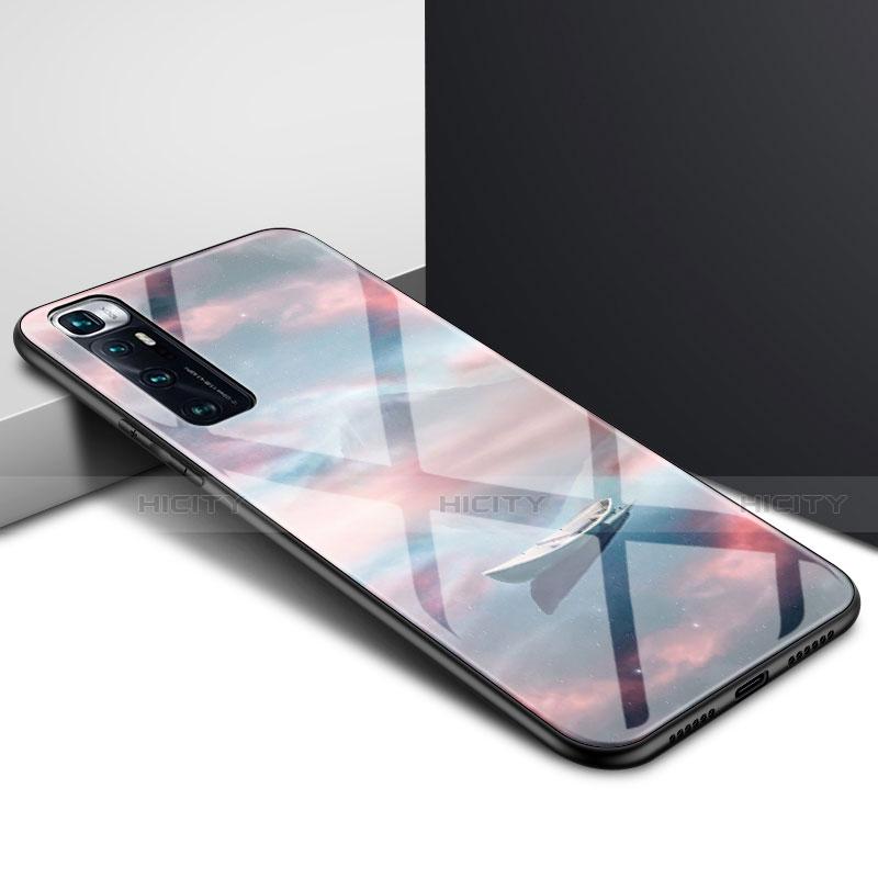 Custodia Silicone Specchio Laterale Cover per Xiaomi Mi 10 Ultra Multicolore