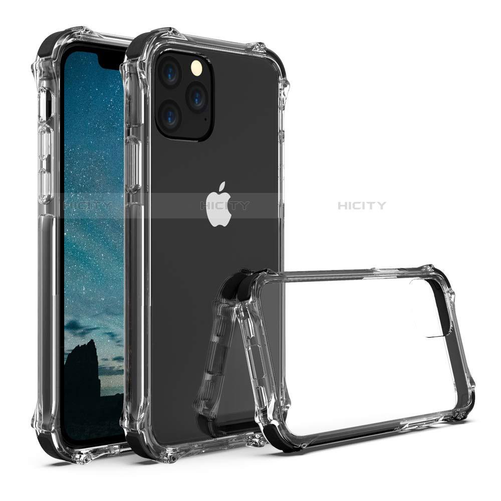Fundas Y Carcasas Cover 360 Per Apple Iphone 11 Pro Custodia Fronte Retro Trasparente Silicone Edgefx