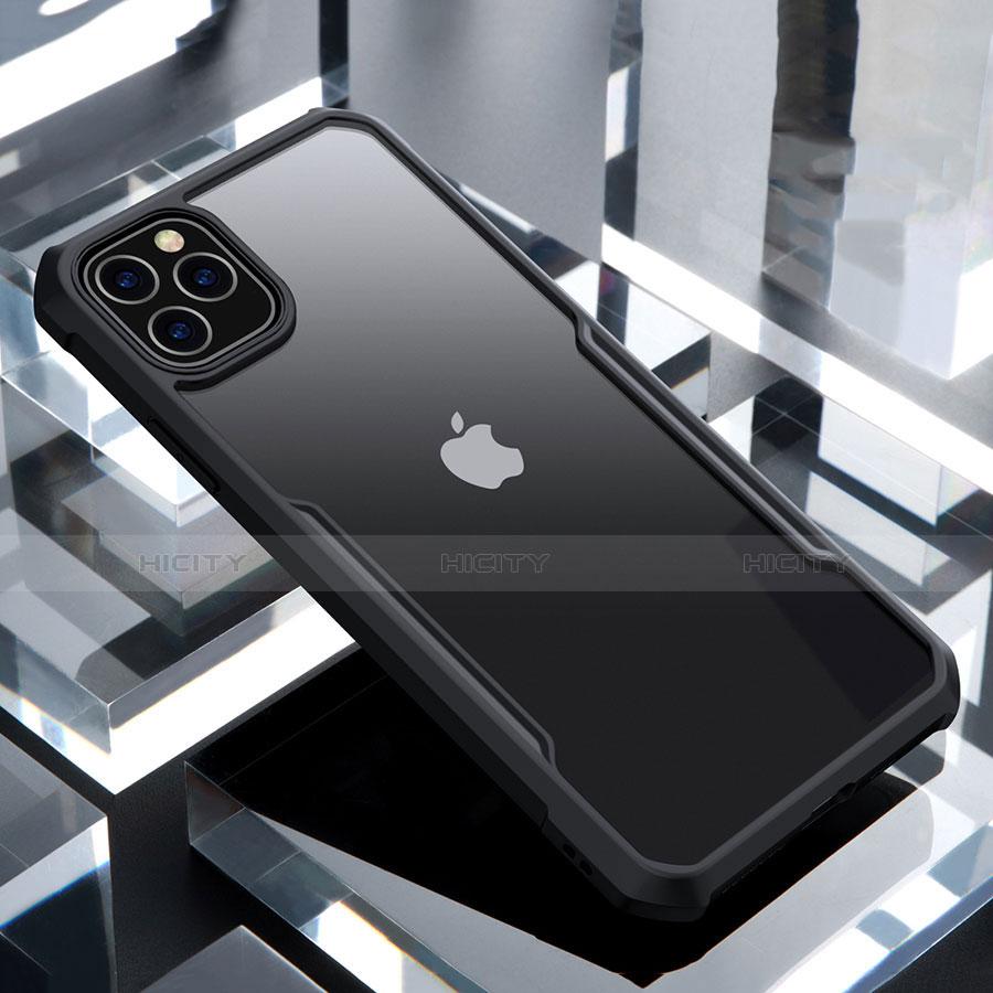 APPLE Custodia in silicone per iPhone 11 Pro Max - Nero